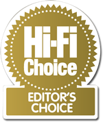 HiFi Choice Award
