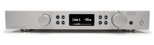 Evolution 50A Integrated Amplifier