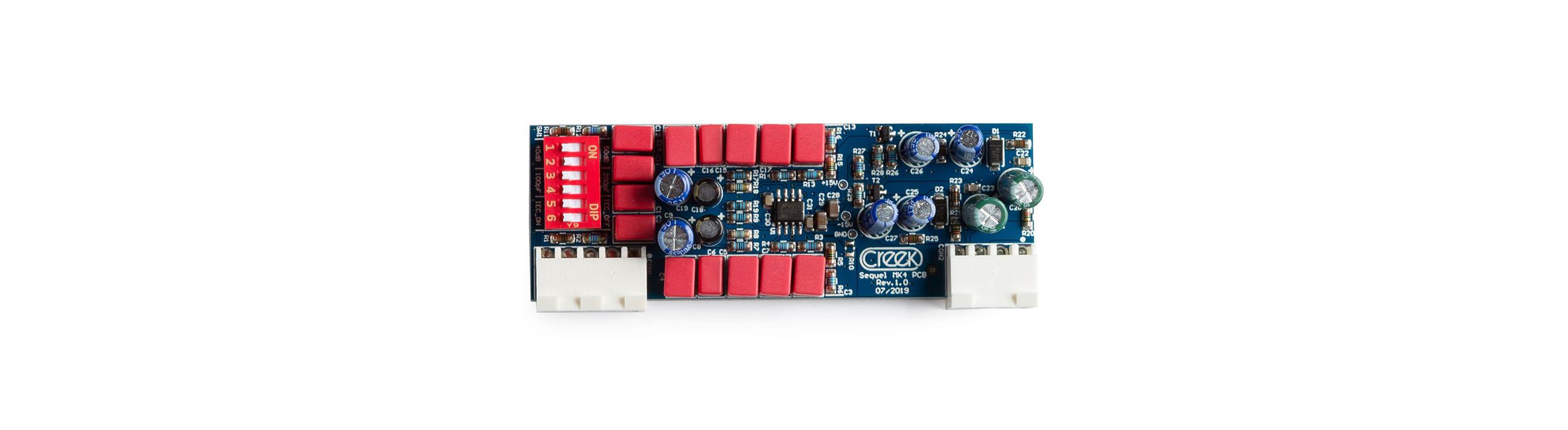 Creek Audio - Sequel mk4 Phono Pre Amplifier