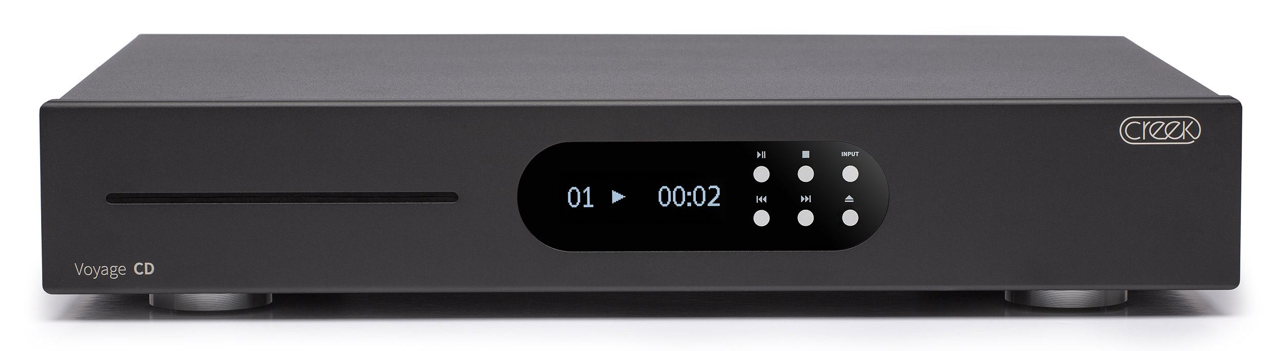 Creek Audio - Voyage CD player in Black