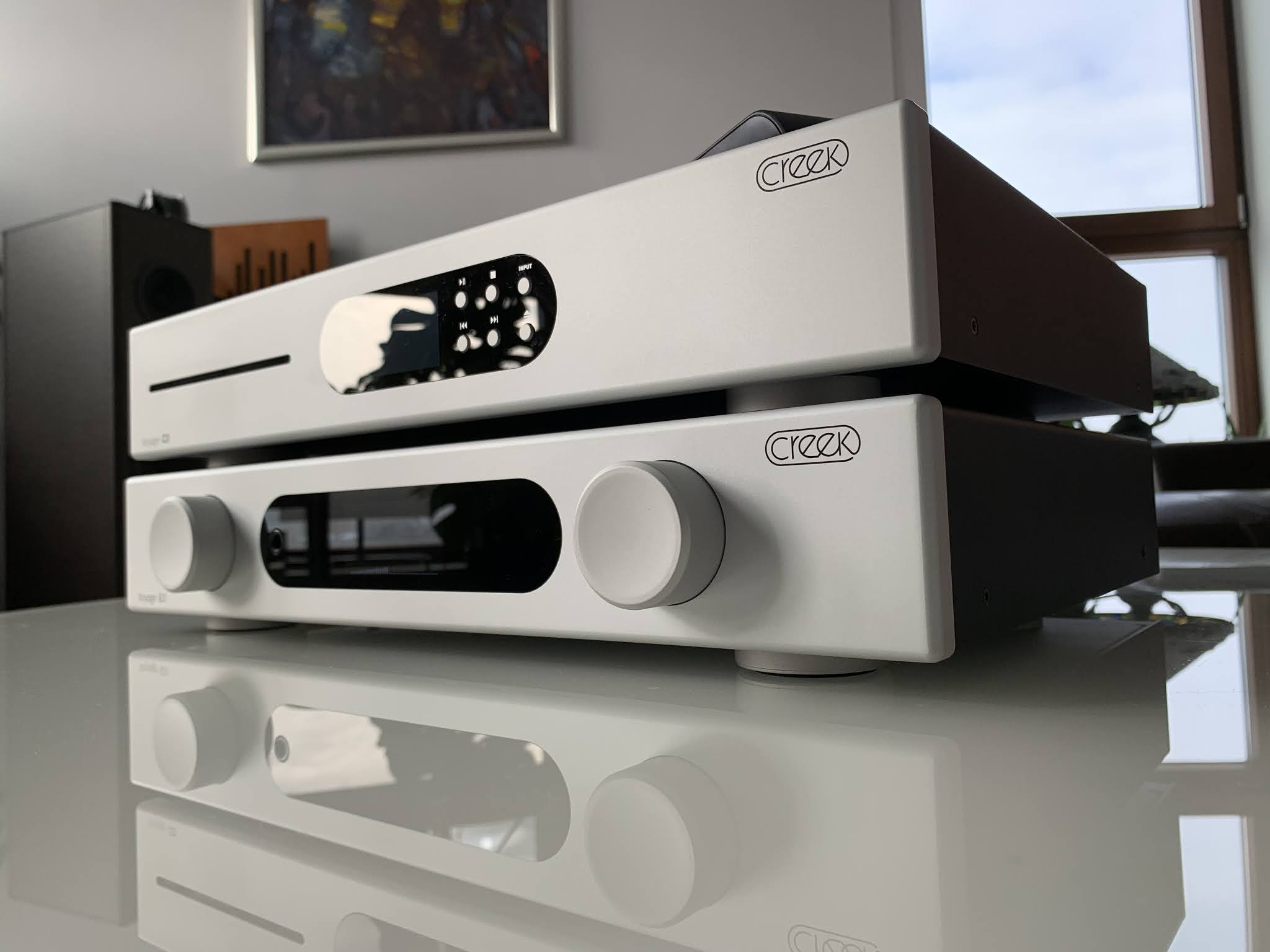 Creek Audio's Voyage Products